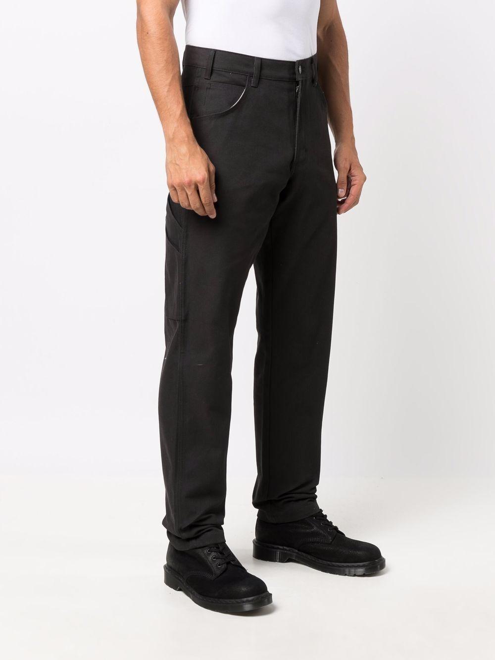 pantaloni con tasche uomo neri in cotone DICKIES | Pantaloni | DK0A4XIFBLK1