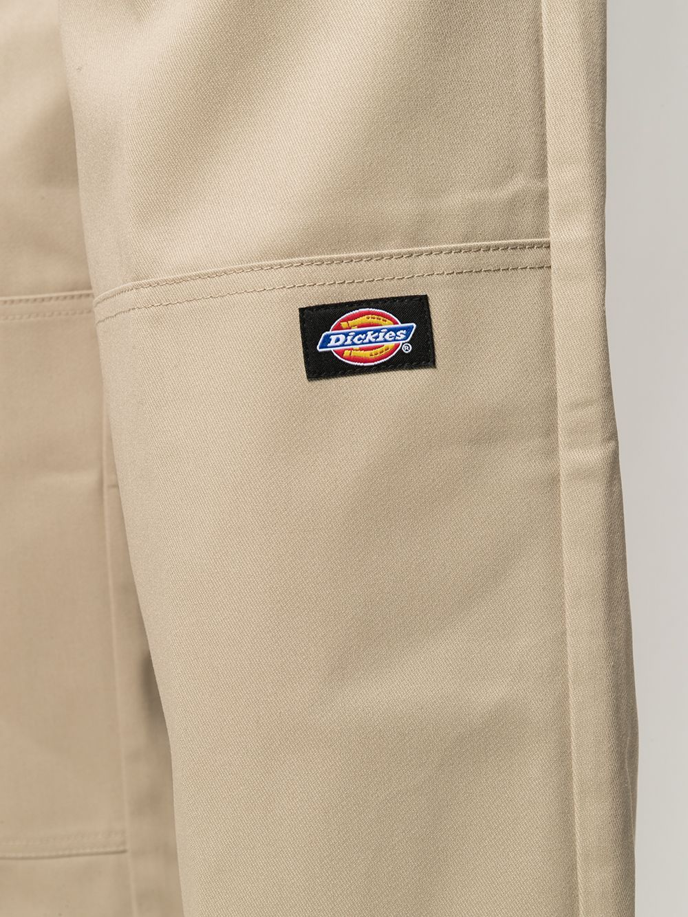 straight pants man khaki DICKIES   Trousers   DK85283XKHK1