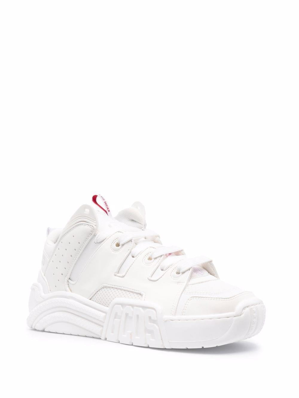 sneakers big g uomo bianche GCDS   Sneakers   FW22M01003201