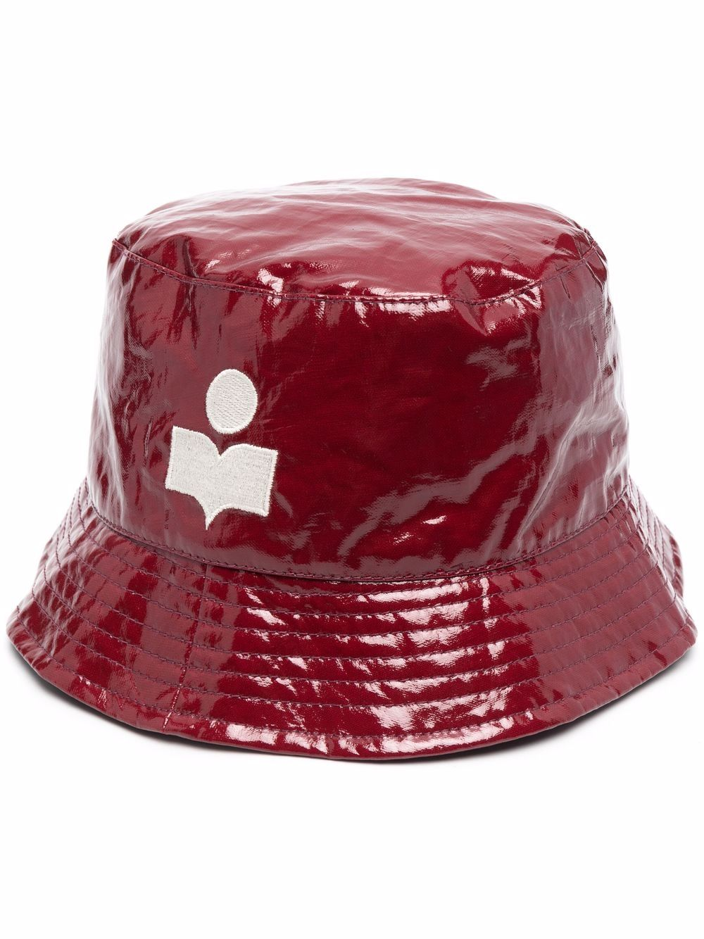 haleyh hat unisex red ISABEL MARANT   Hats   21ACU0032-21A010J80BY