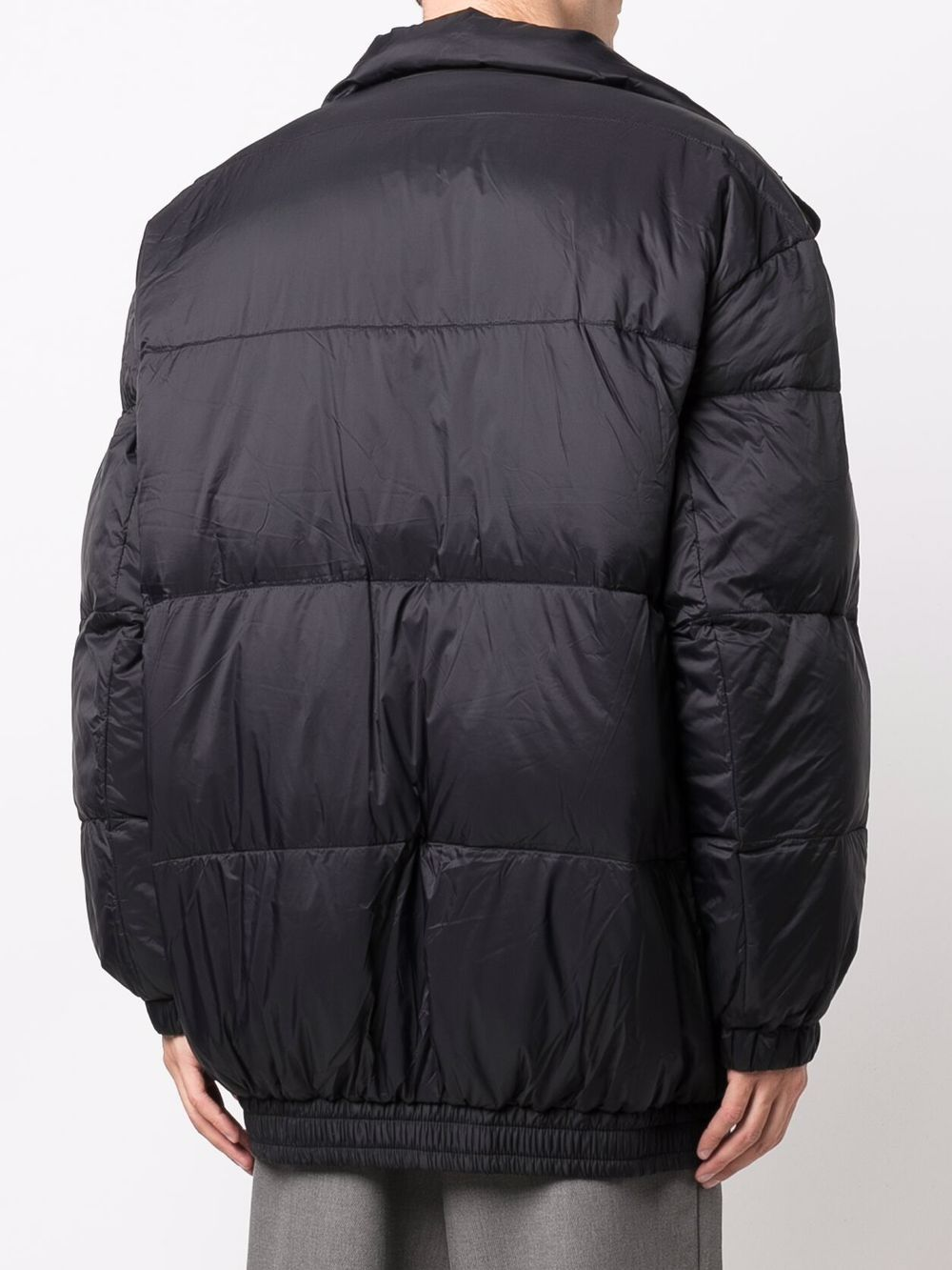 dilyam down jacket man black ISABEL MARANT   Coats   21AMA1032-21A002H01BK