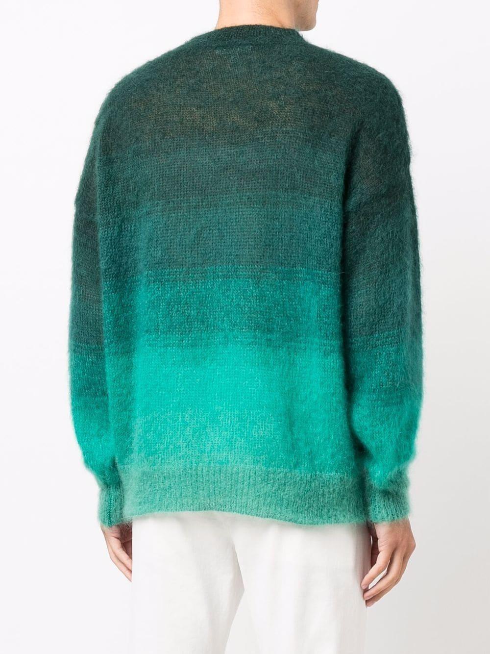 maglione drussellh uomo verde in lana ISABEL MARANT   Maglieria   21APU1275-21A054H67DG