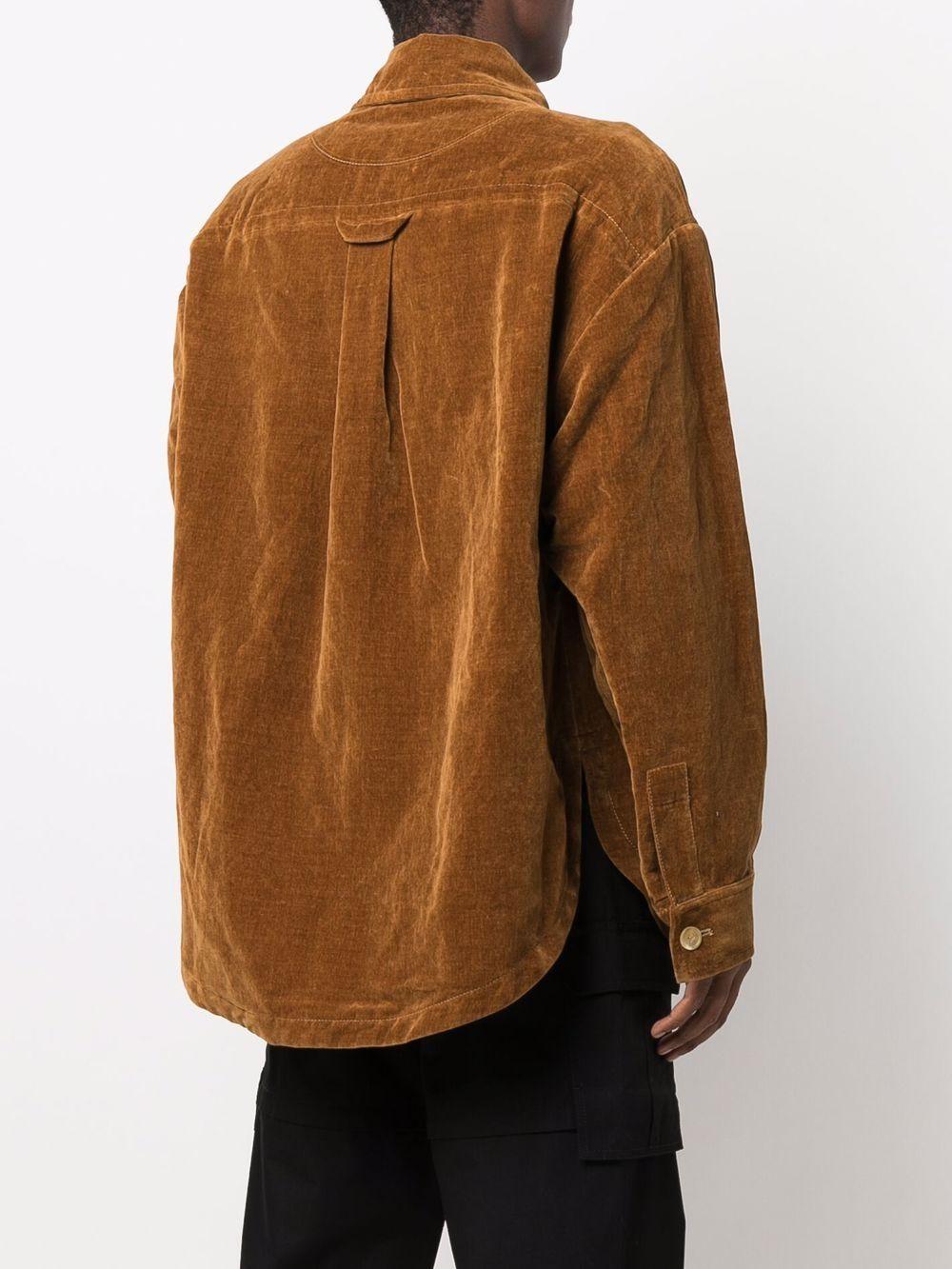 giacca le blouson montagne uomo marrone JACQUEMUS   Giacche   216BL12-216850