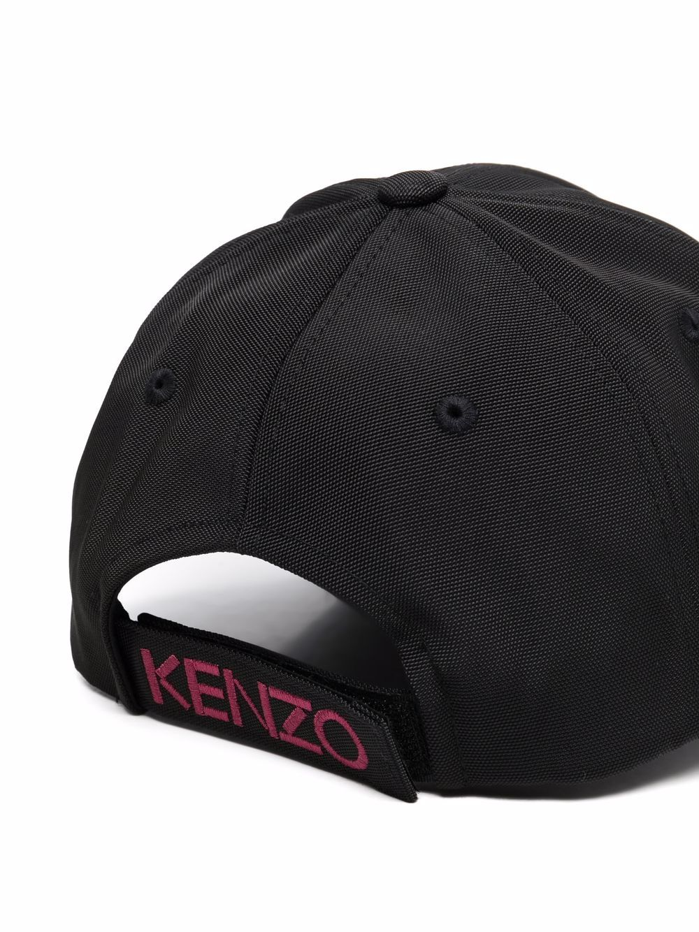 embroidery hat unisex black in cotton KENZO | Hats | FA65AC301F2099G