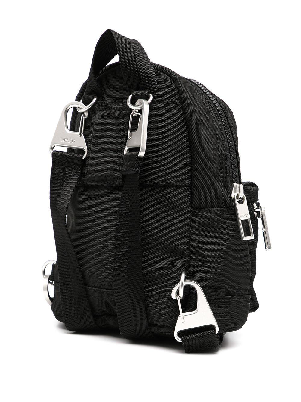 tiger mini backpack unisex black KENZO | Backpack | FA65SF301F2099G