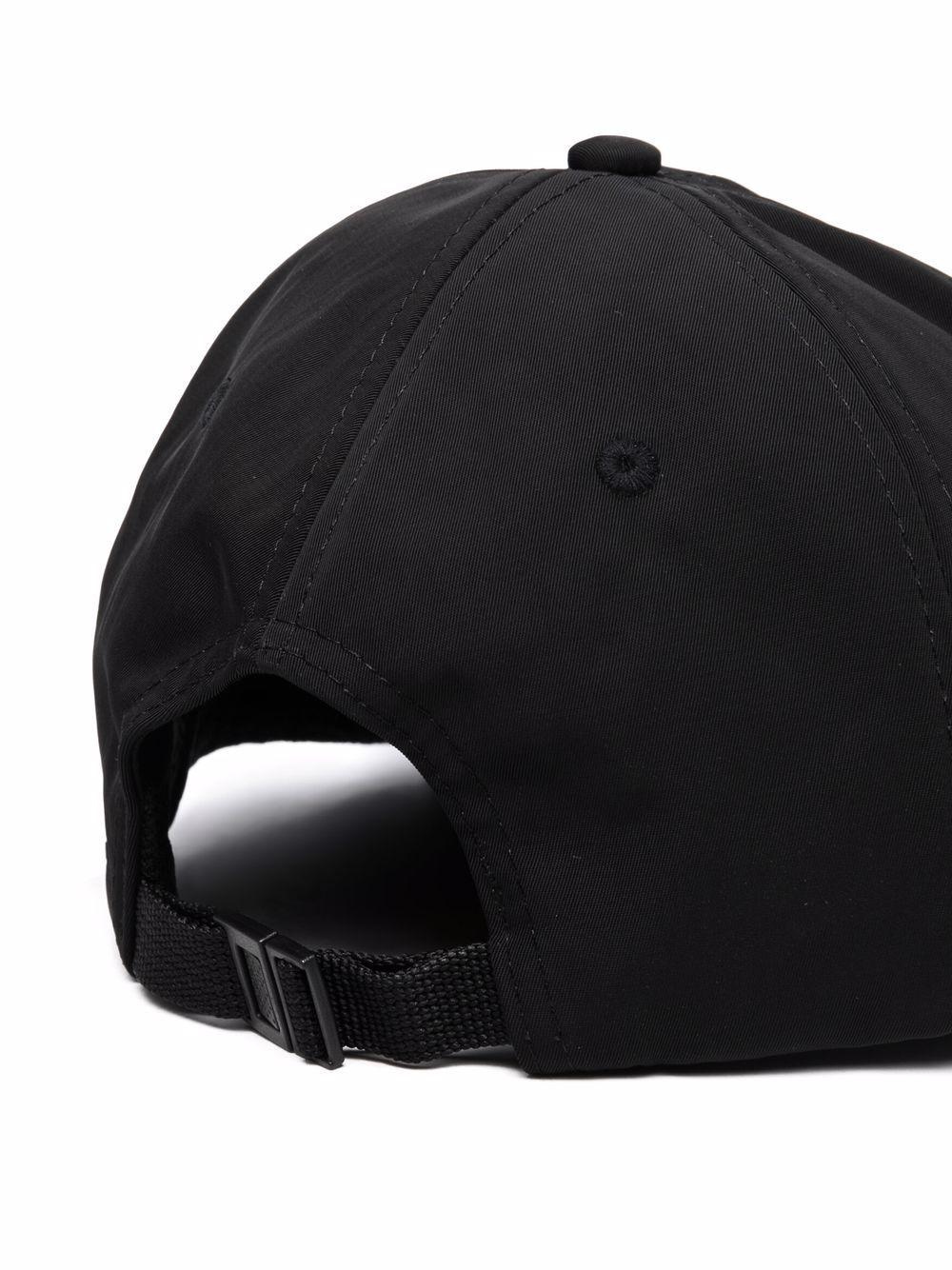 cappello con logo unisex nero KENZO | Cappelli | FB65AC223F2199