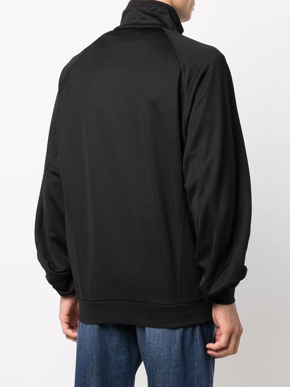 giacca con logo uomo nera KENZO | Giacche | FB65BL7514IP99