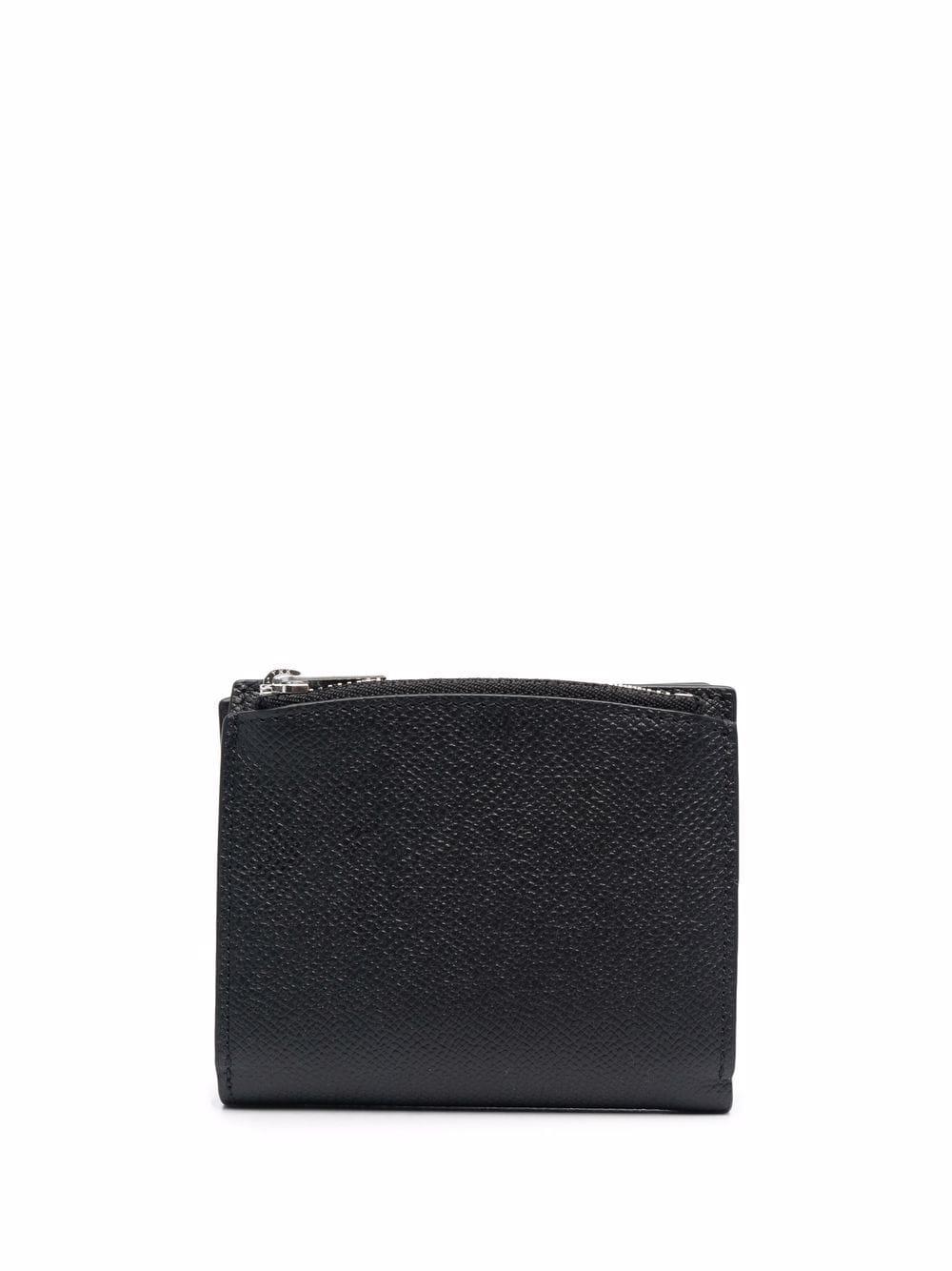 leather wallet man black MAISON MARGIELA   Wallets   S35UI0516 P0399T8013