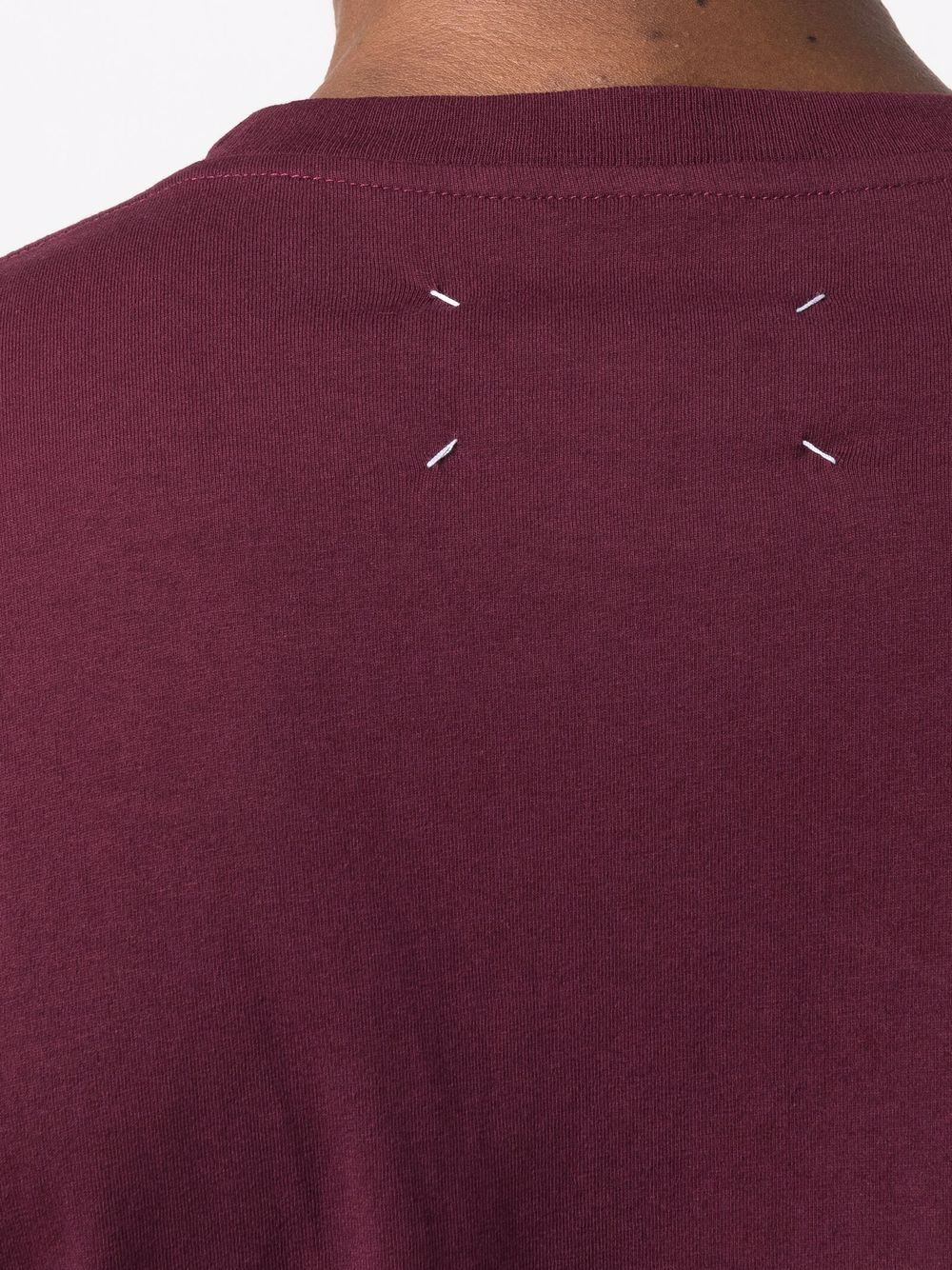 tripack di t-shirt uomo multicolore in cotone MAISON MARGIELA   T-shirt   S50GC0652 S23973962