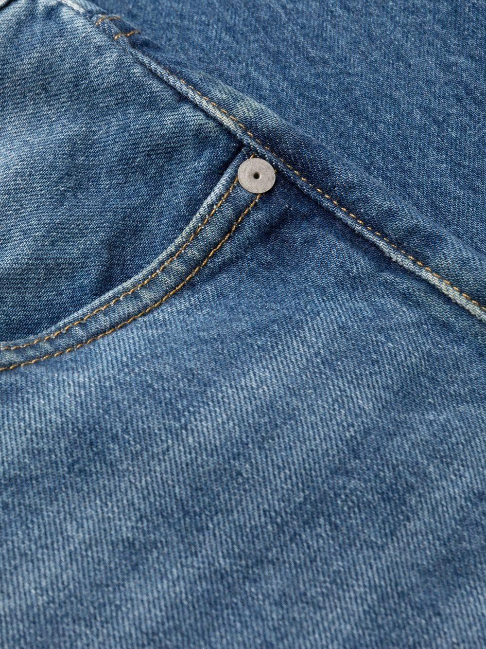 jeans dritti uomo denim MAISON MARGIELA | Jeans | S50LA0189 S30561966