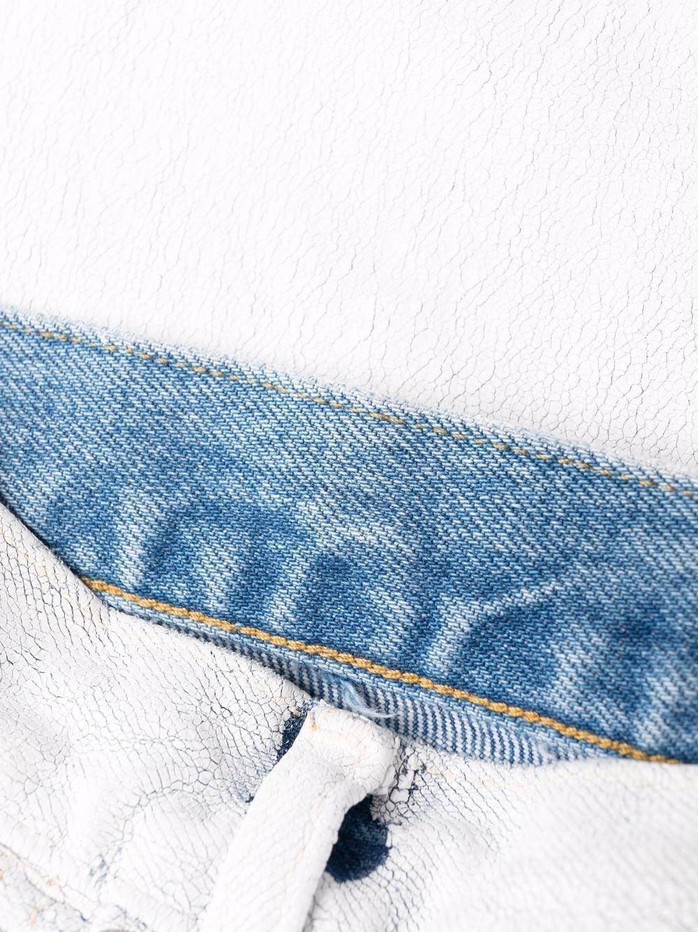 straight jeans man white MAISON MARGIELA | Jeans | S50LA0190 S30561967
