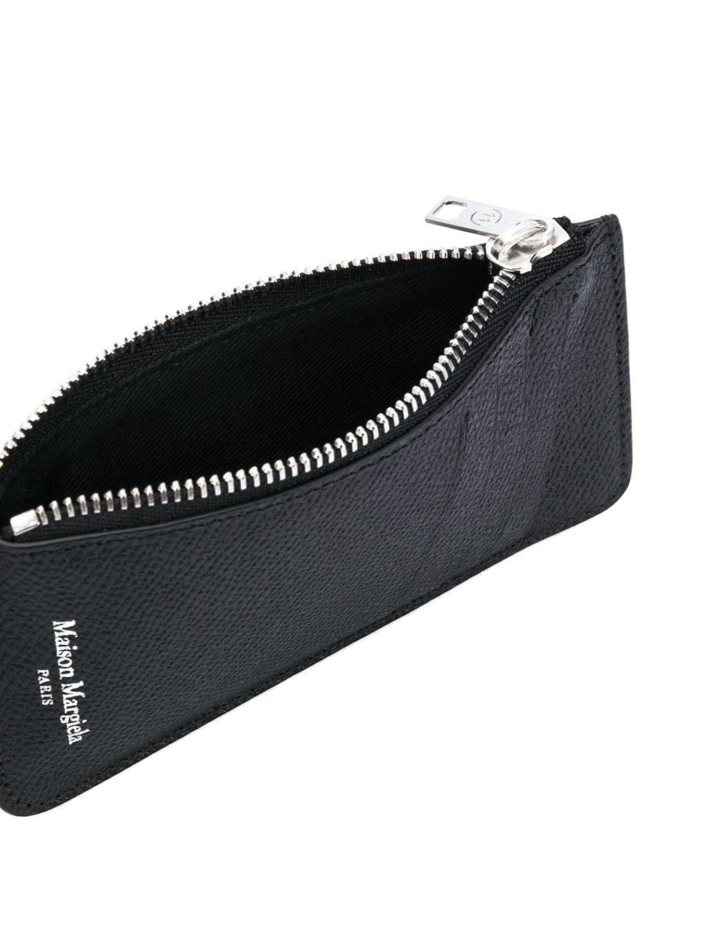 leather wallet man black MAISON MARGIELA | Wallets | S55UA0023 P0399T8013