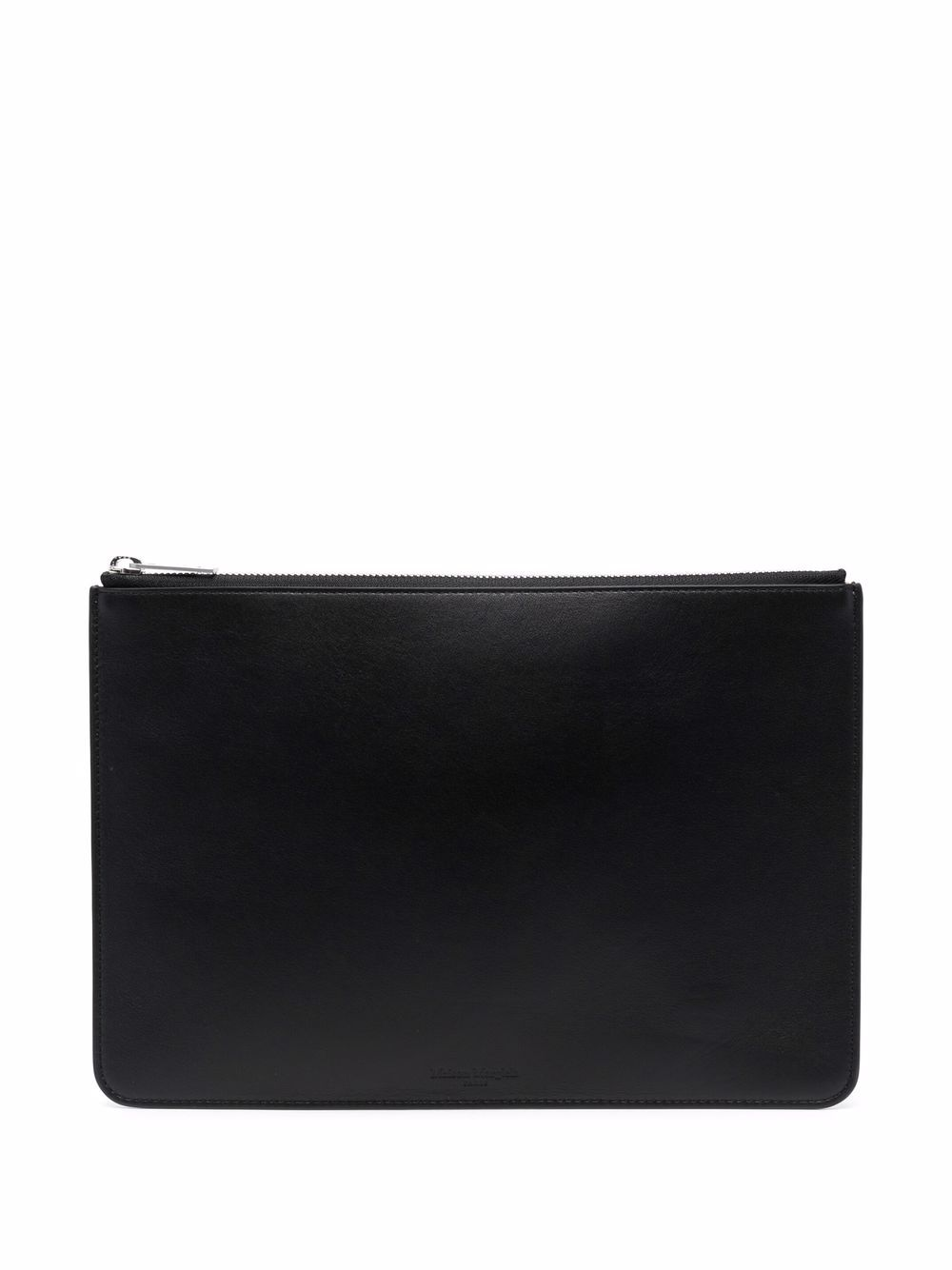 portafoglio in pelle uomo nero MAISON MARGIELA | Portafogli | S55UI0192 P4303T8013