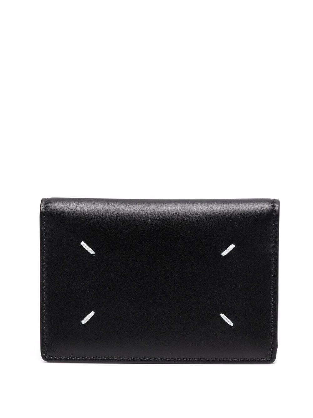 leather wallet man black MAISON MARGIELA | Wallets | S55UI0203 P4303T8013