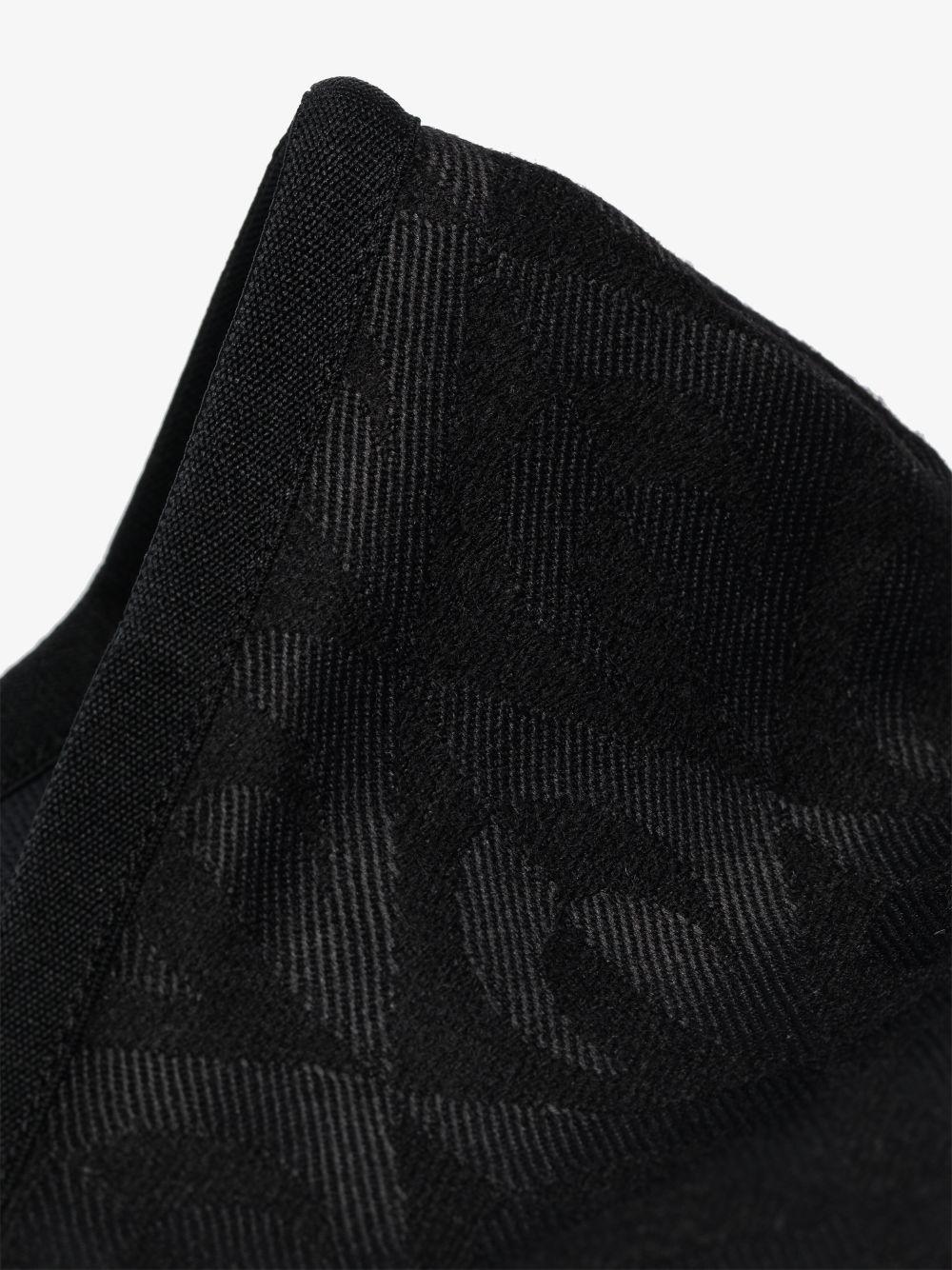 mascherina con logo uomo MARINE SERRE | Mascherine | A131FW21X WOTPL002600