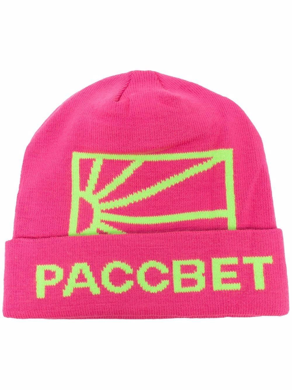logo hat unisex pink RASSVET | Hats | PACC9K0072