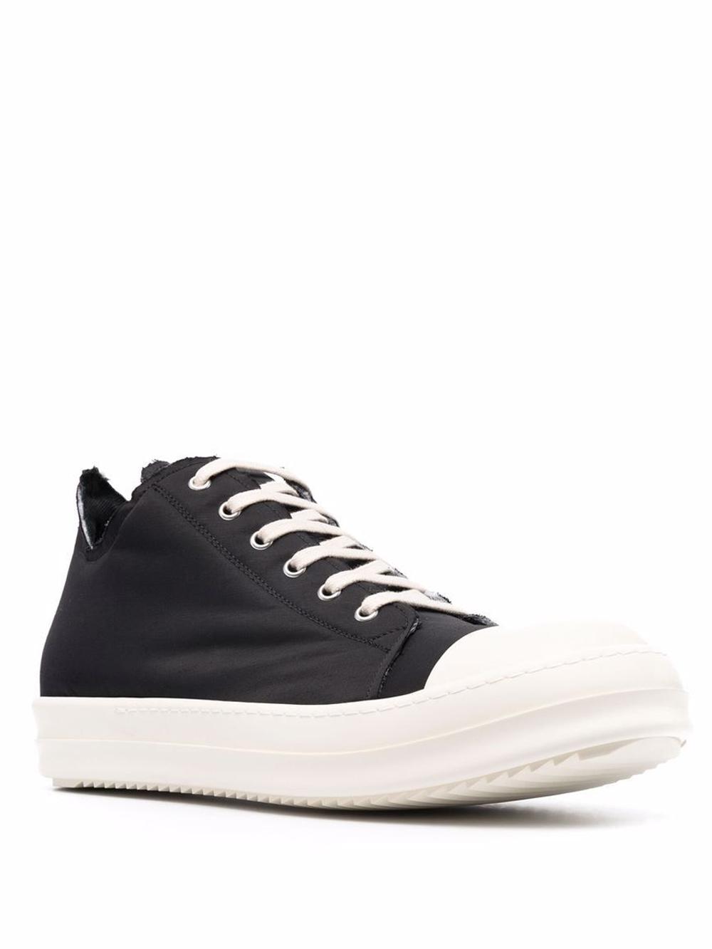 sneakers imbottite uomo nere in pelle RICK OWENS DRKSHDW | Sneakers | DU02A3802 MU911