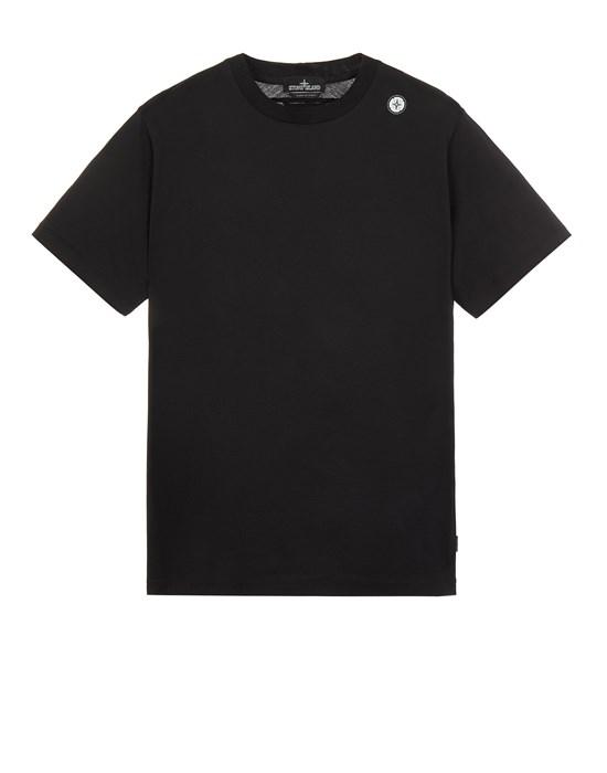 t-shirt con logo uomo nera in cotone STONE ISLAND SHADOW PROJECT | T-shirt | 751920105V1029