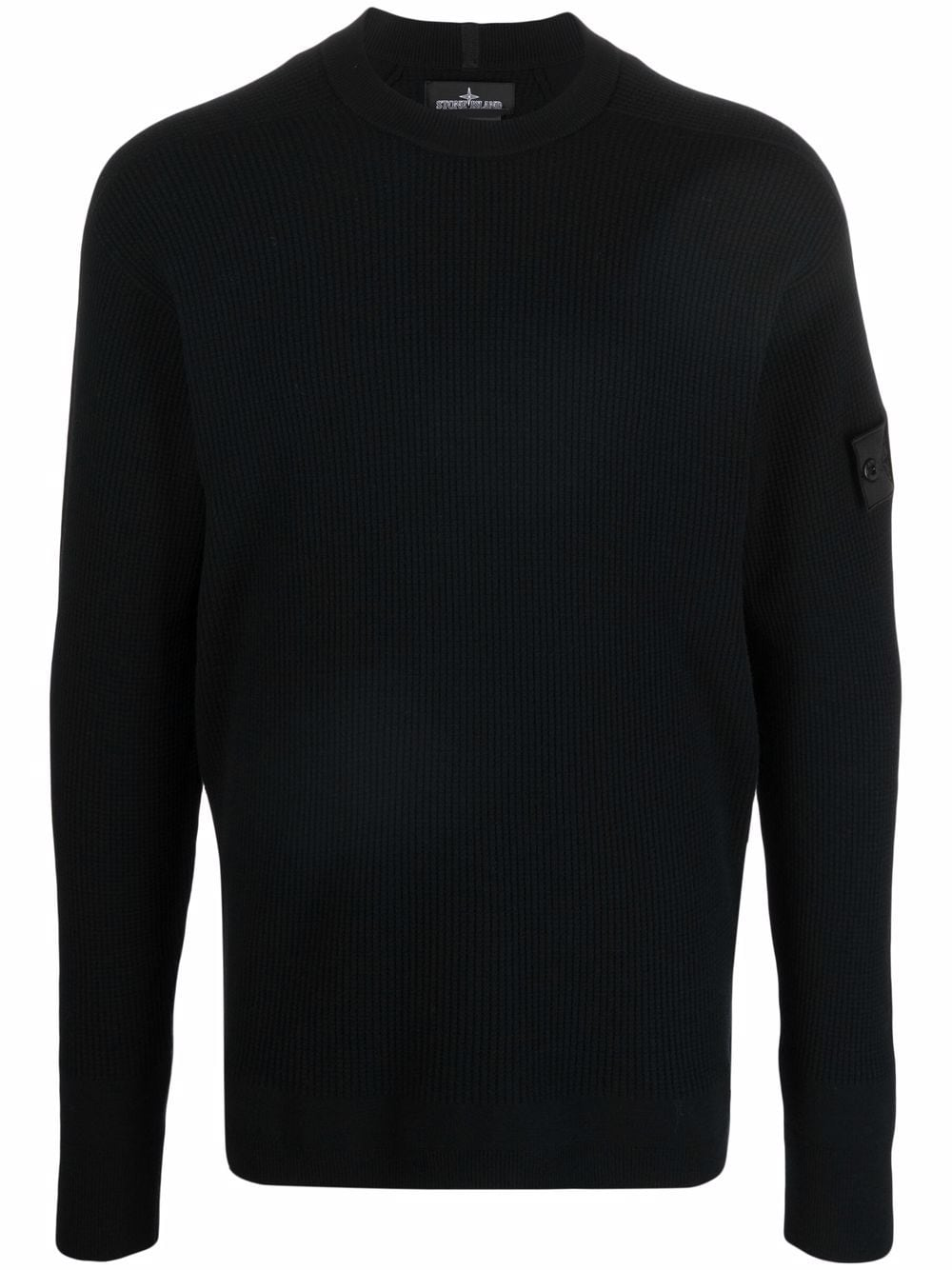 sweater witch patch man black STONE ISLAND SHADOW PROJECT | Sweaters | 7519505A1V1029