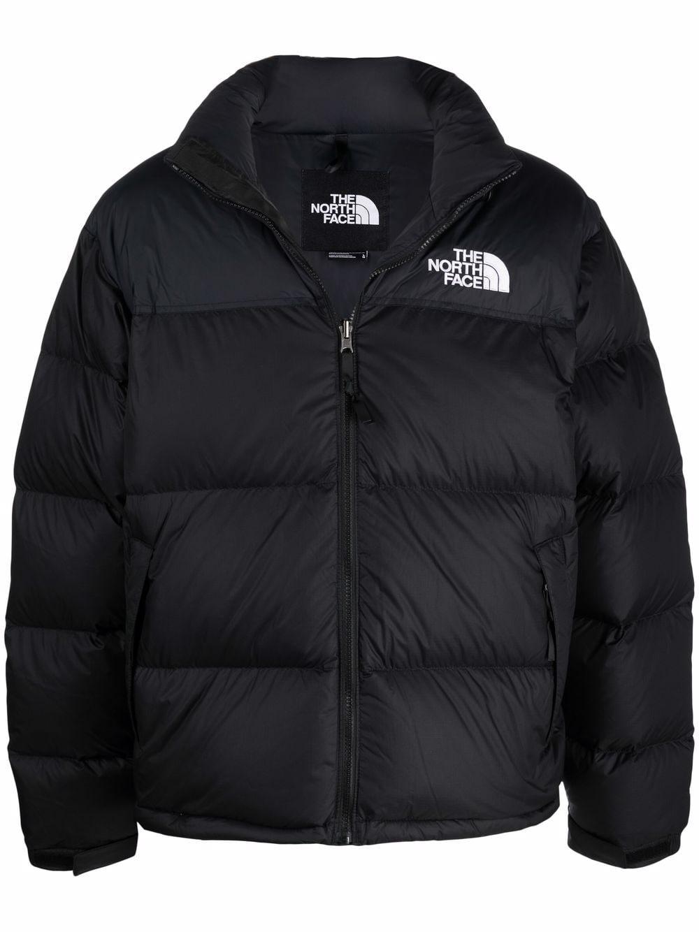 retro nuptse 1996 jacket man black THE NORTH FACE | Jackets | NF0A3C8DLE41