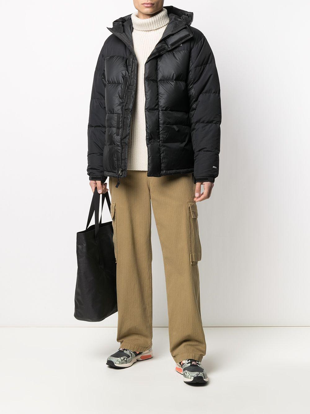 himalayan down jacket man black THE NORTH FACE | Jackets | NF0A4QYXJK31