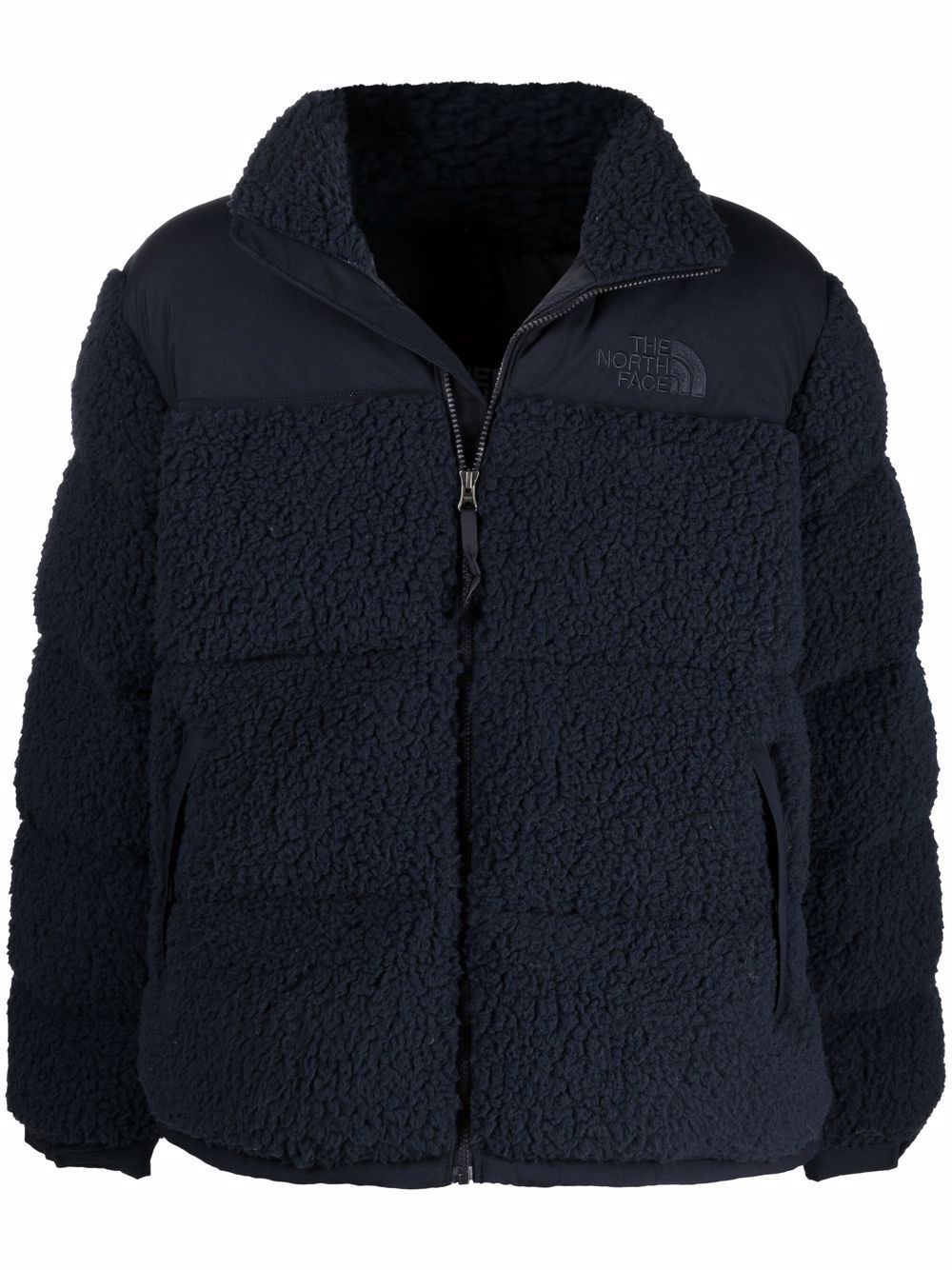 giacca sherpa nuptse unisex blu THE NORTH FACE | Giacche | NF0A5A84RG11