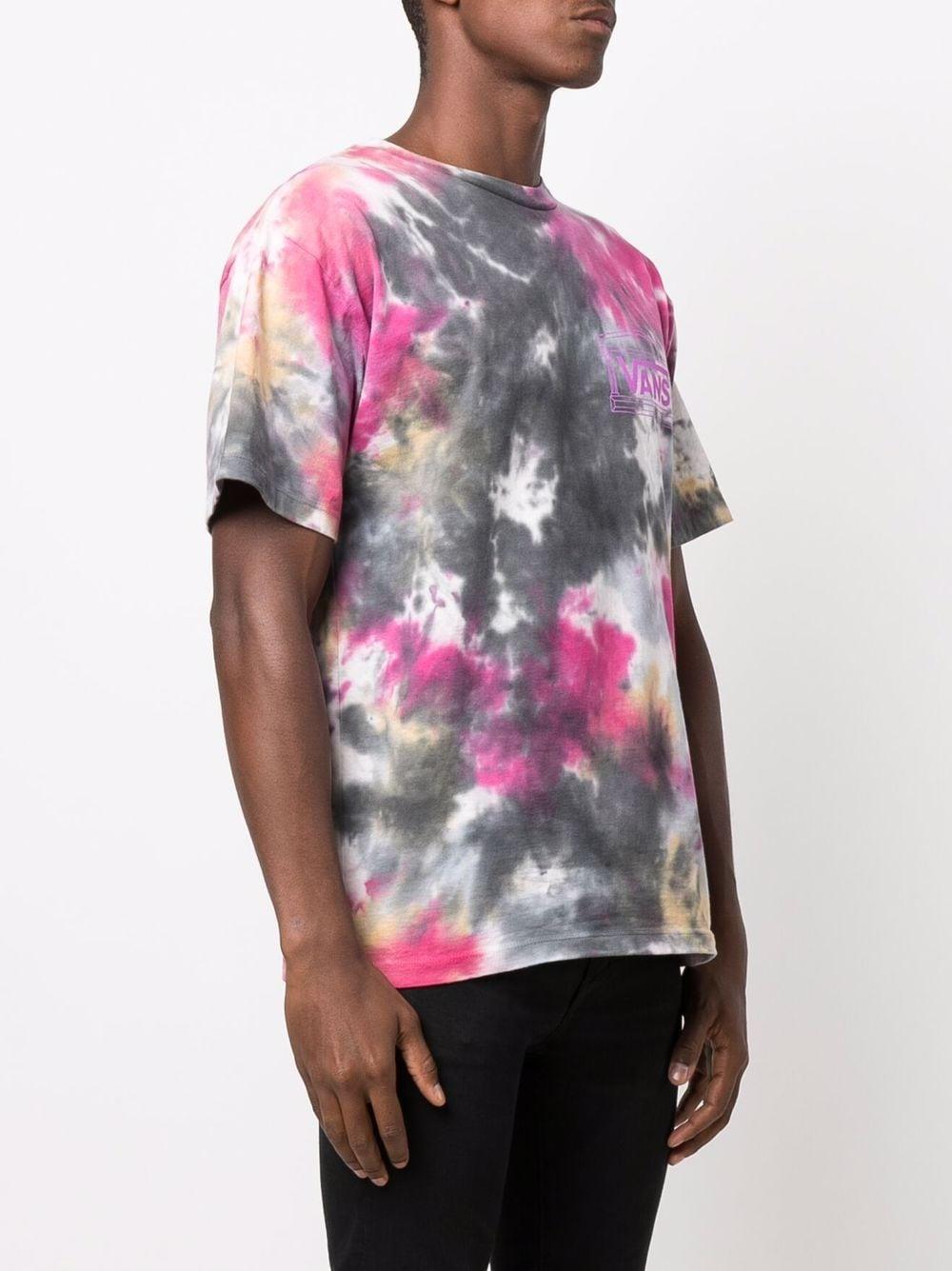 tie dye t-shirt man multicolor in cotton VANS VAULT X ARIES | T-shirts | VN0A5GYJYZC1