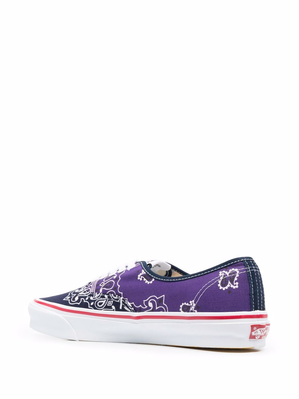 sneakers authentic lx og uomo multicolor VANS VAULT X BEDWIN   Sneakers   VN0A4BV99QX1