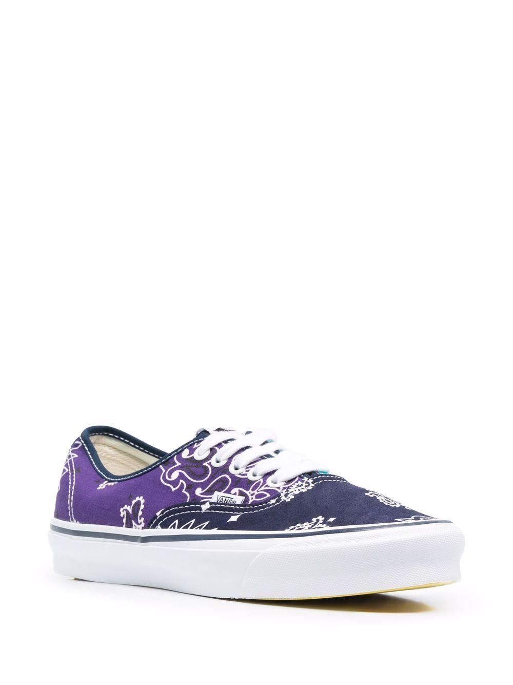 sneakers authentic lx og uomo viola VANS VAULT X BEDWIN | Sneakers | VN0A4BV99R91