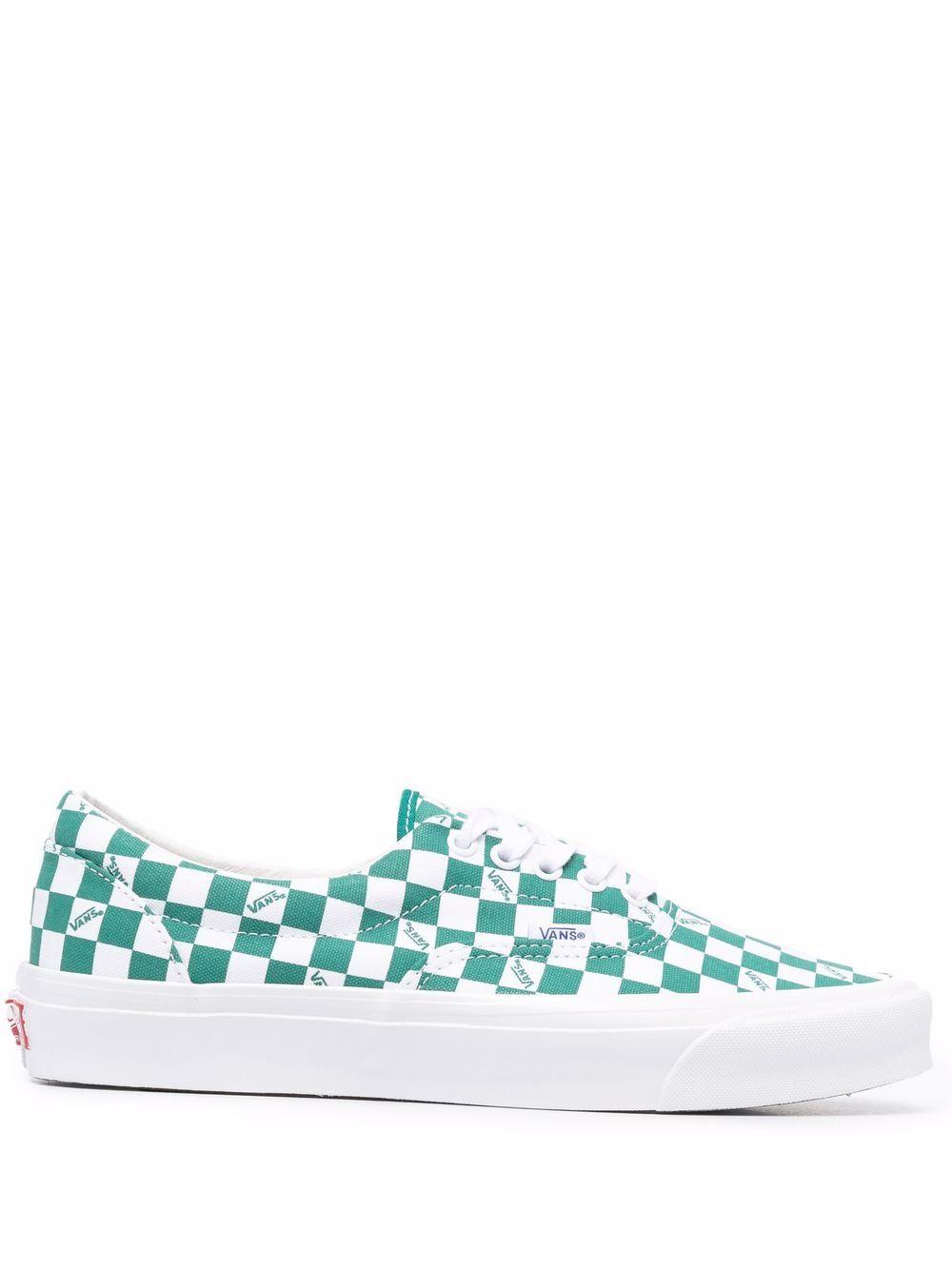 sneakers og era lx unisex white and green VANS VAULT | Sneakers | VN0A3CXN9TX1