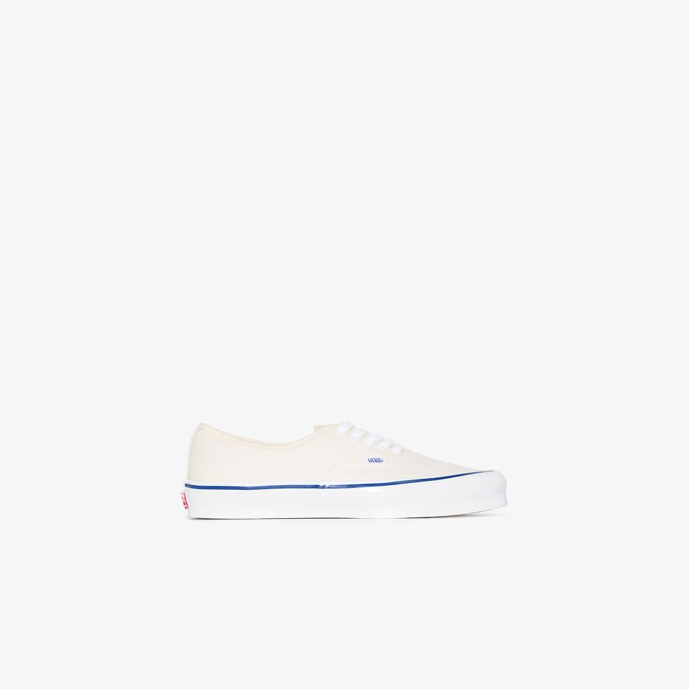 authentic lx canvas unisex white in canvas VANS VAULT | Sneakers | VN0A4BV90RD1