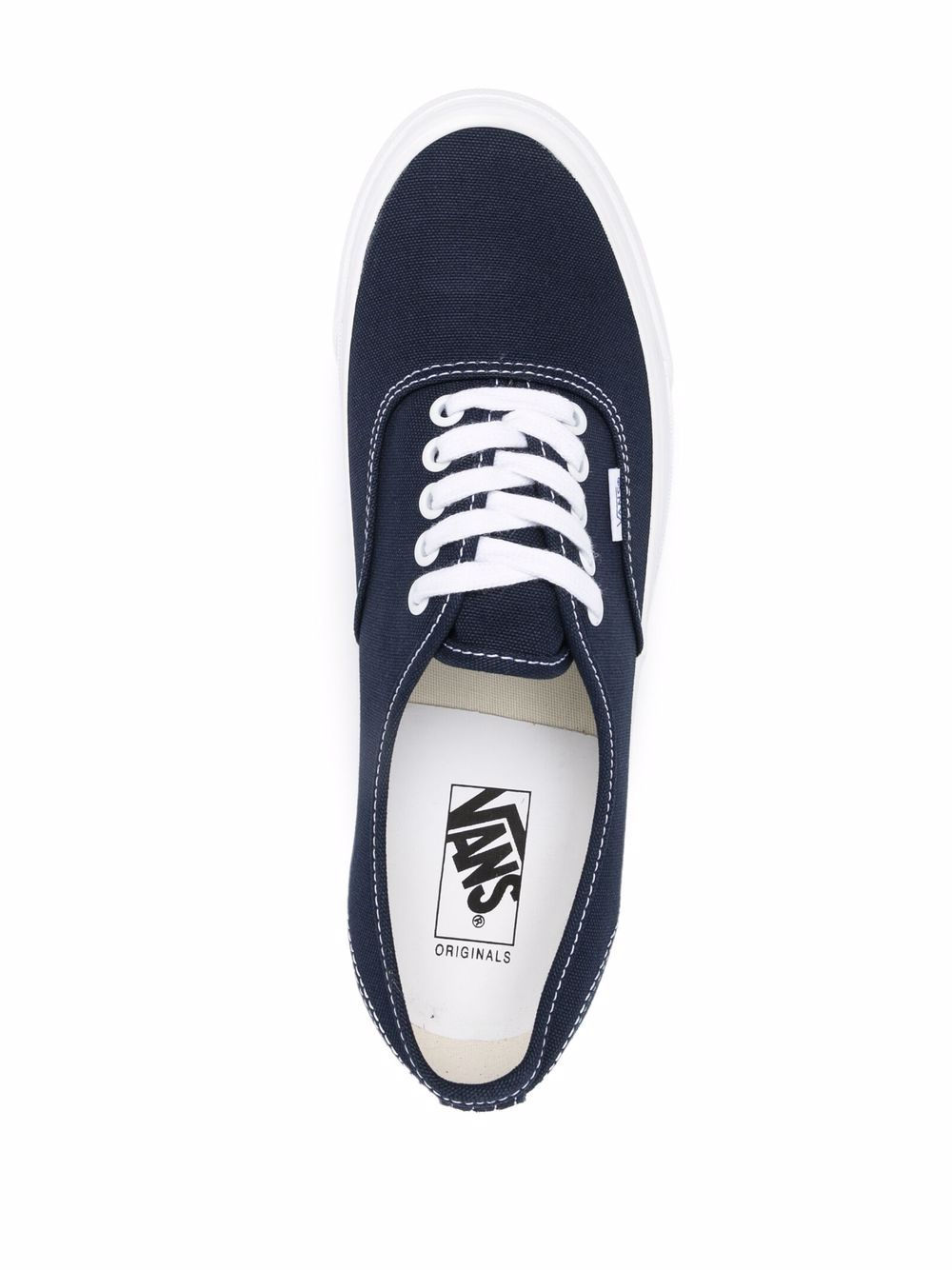 sneakers authentic lx og unisex blue in canvas VANS VAULT | Sneakers | VN0A4BV91X71