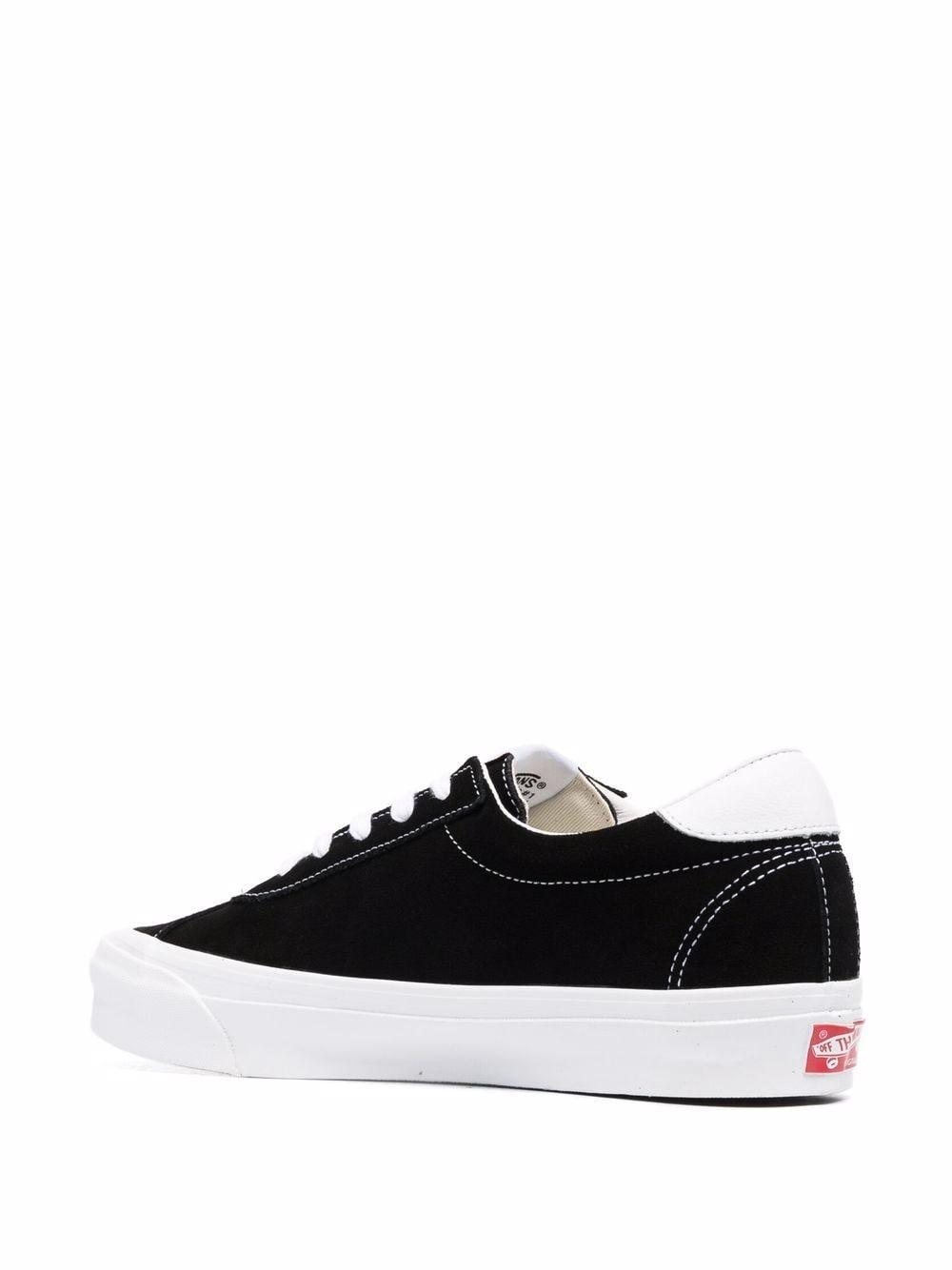 ua og epoch lx sneakers man black in canvas VANS VAULT   Sneakers   VN0A4U12AD31