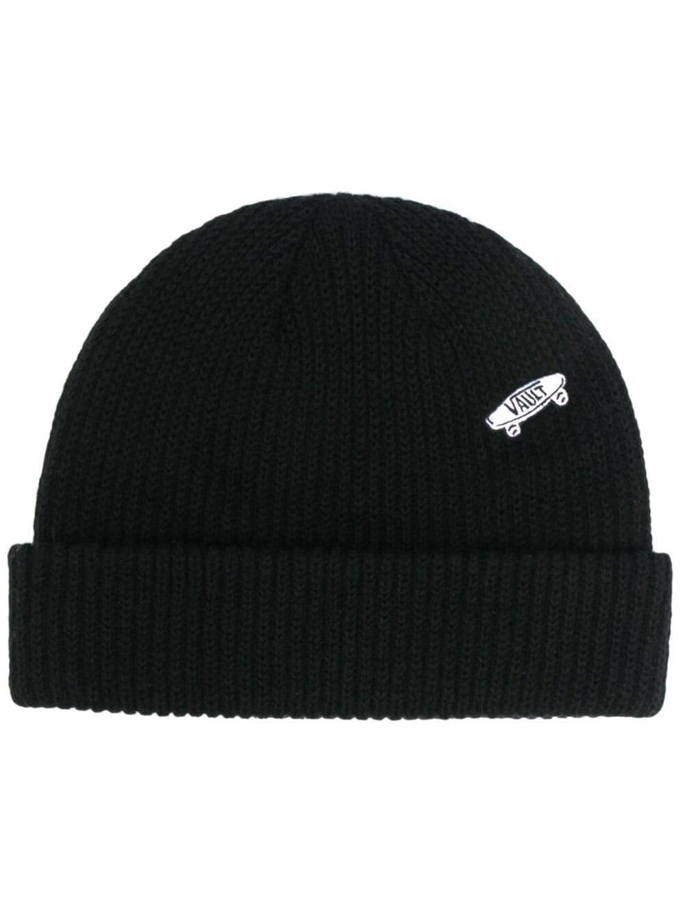 Cappello in lana nero uomo VANS VAULT   Cappelli   VN0A4VKTBLK1
