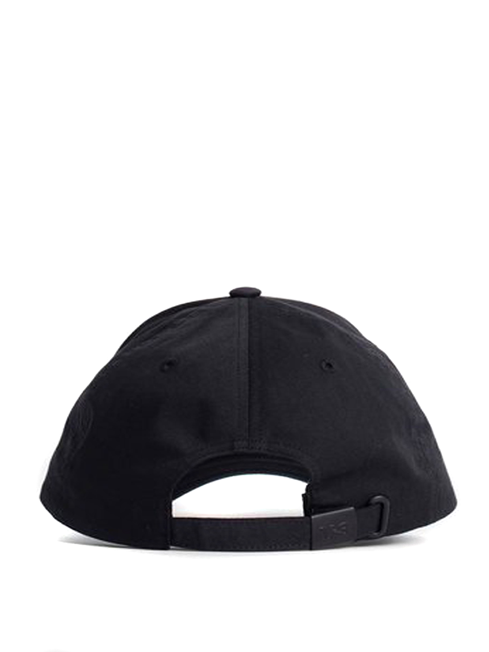 logo hat man black in cotton Y-3 | Hats | HA6530BLACK