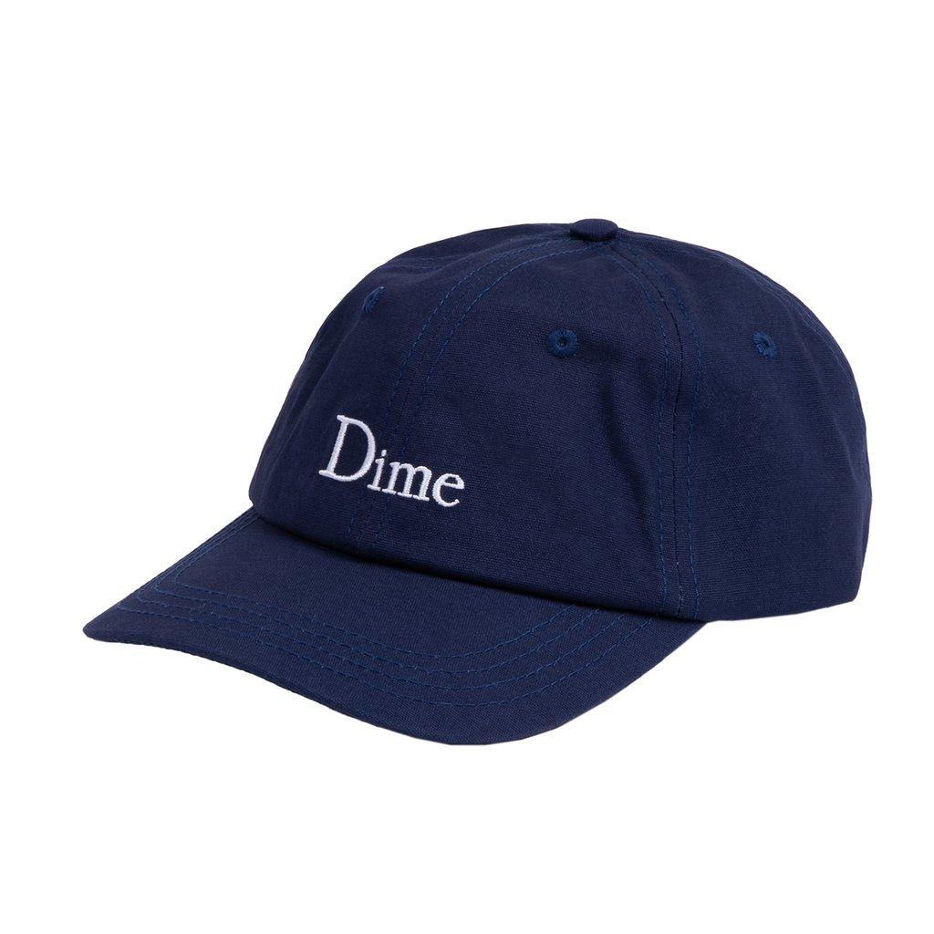 Logo cap Navy Unisex Cotton DIME | Hats | DIME5001NVY