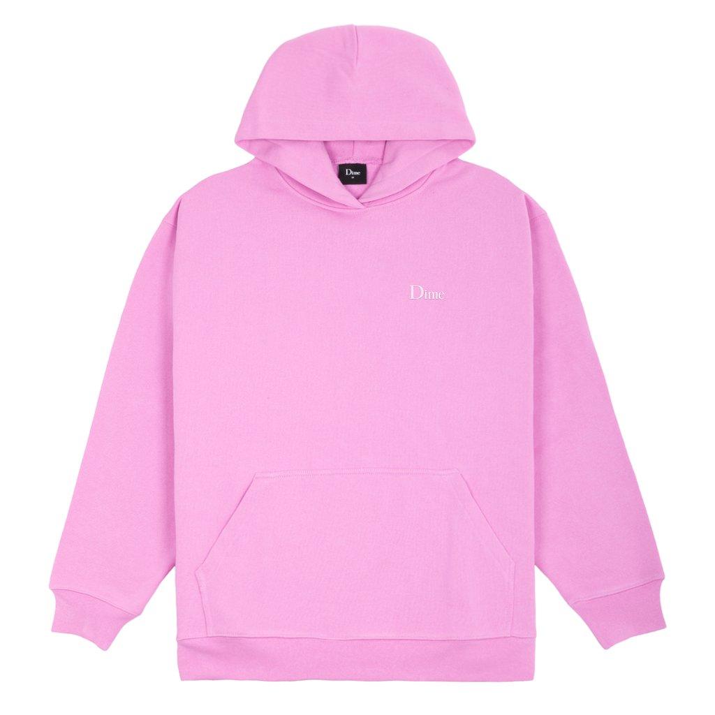 Felpa con logo uomo rosa DIME | Felpe | DIME5009LTPI