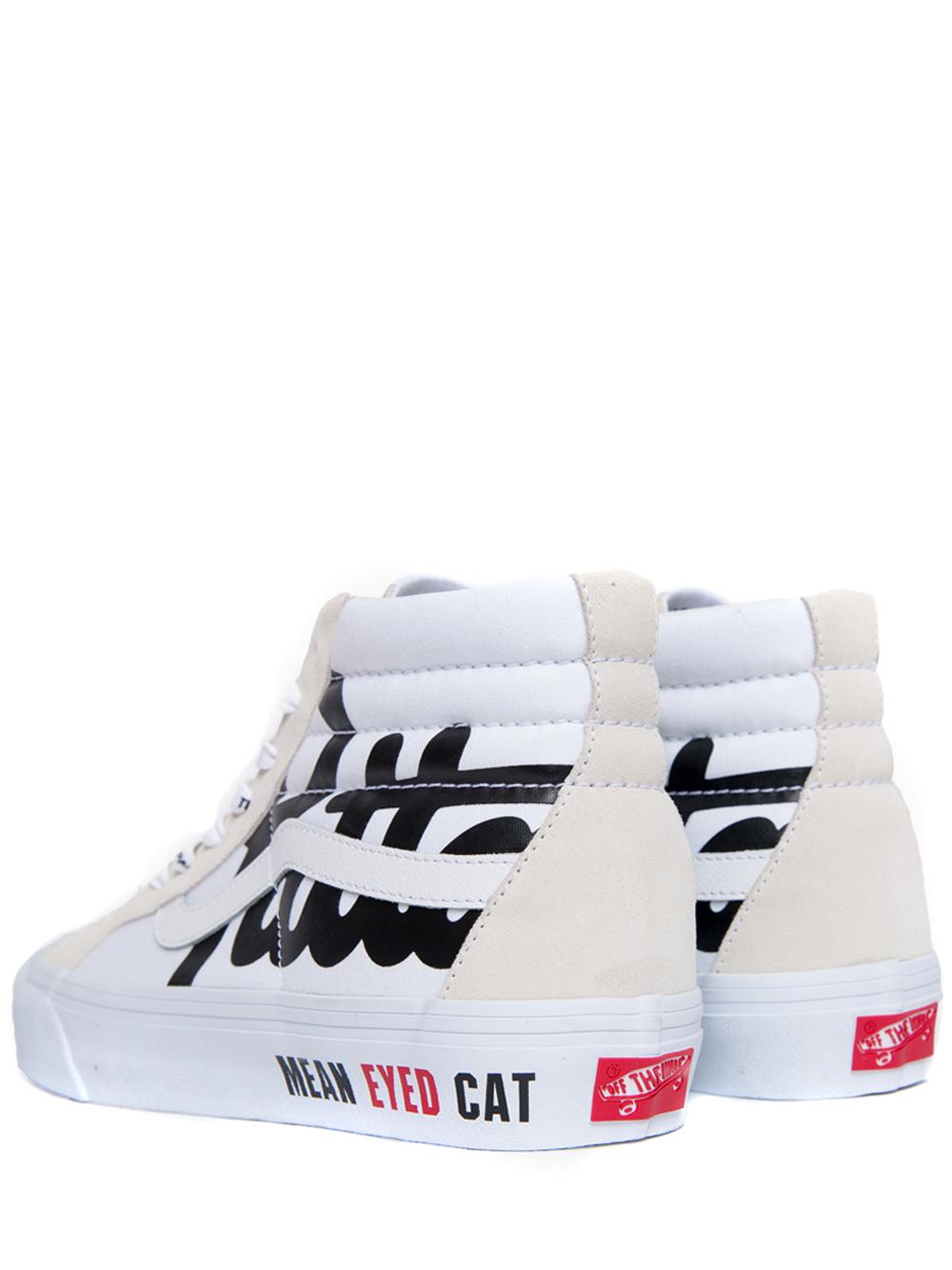 ua sk8 hi reissue vl sneakers unisex white VANS VAULT X PATTA | Sneakers | VN0A4BV5WW1