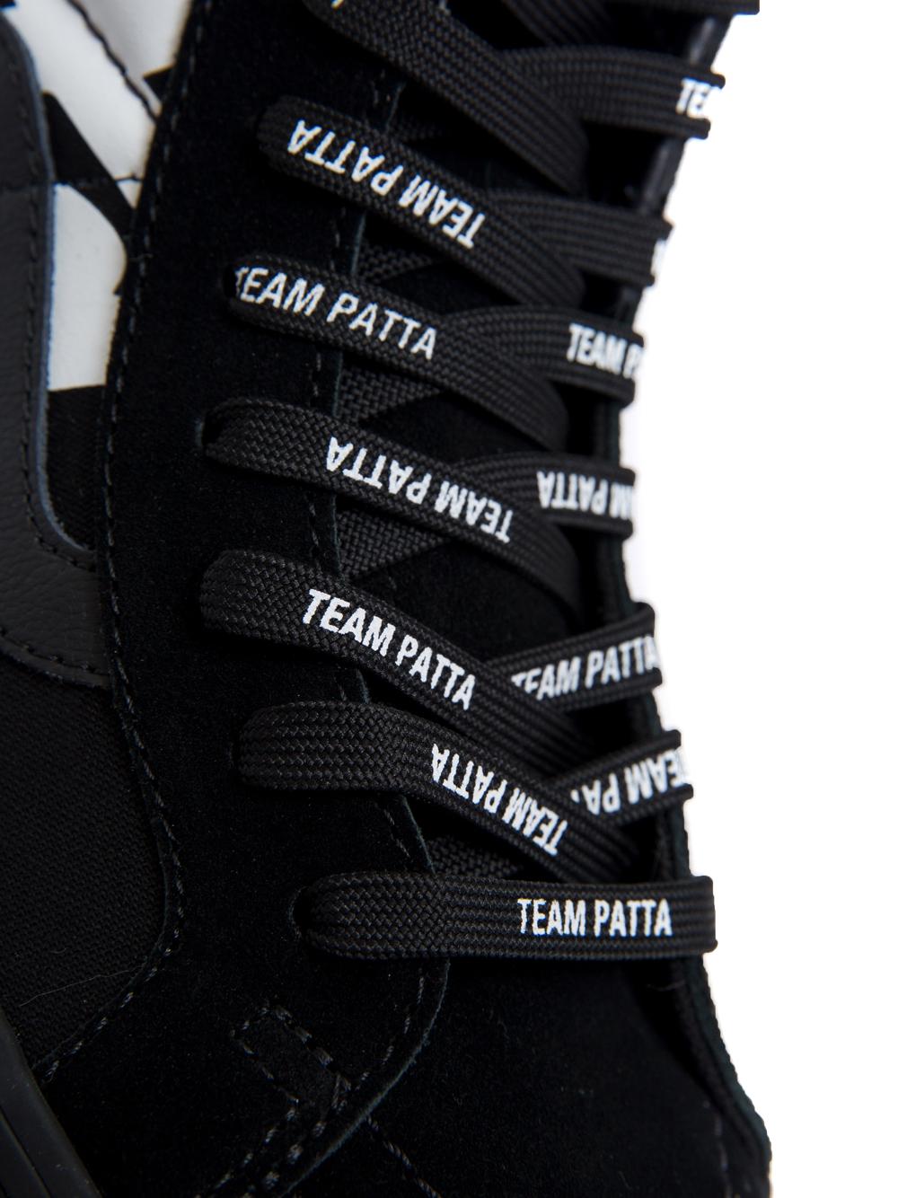 sneakers ua sk8 hi reissue vl unisex nere VANS VAULT X PATTA | Sneakers | VN0A4BVH5X01