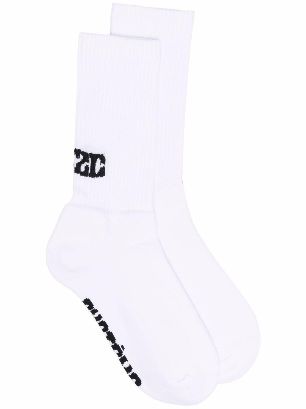 Socks man 032c   Socks   SS21-A-1010WHITE