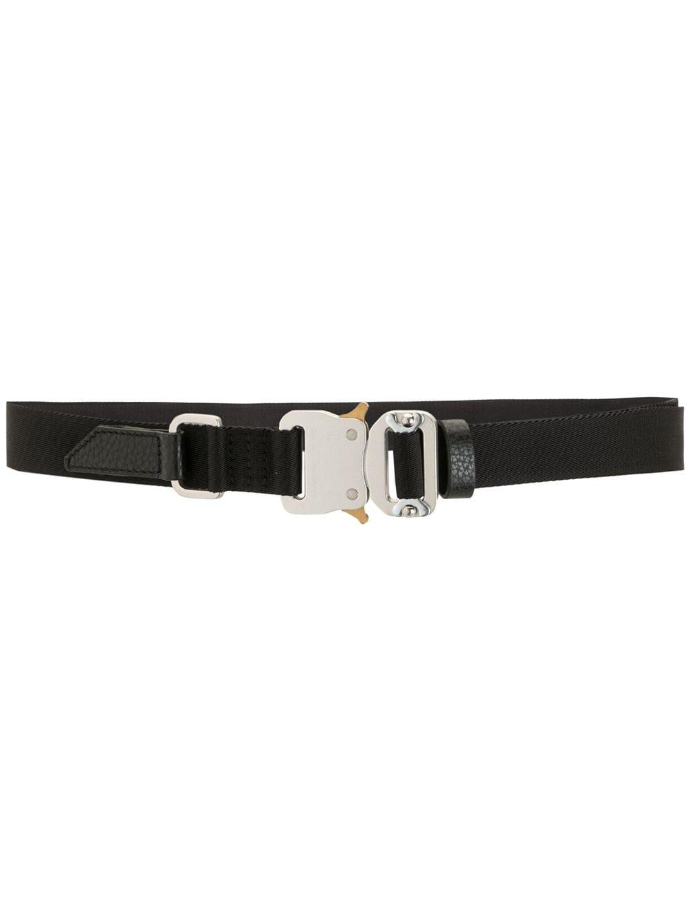 1017 Alyx 9Sm  classic rollercoaster belt man black 1017 ALYX 9SM | Belts | AAUBT0027FA01BLK00001