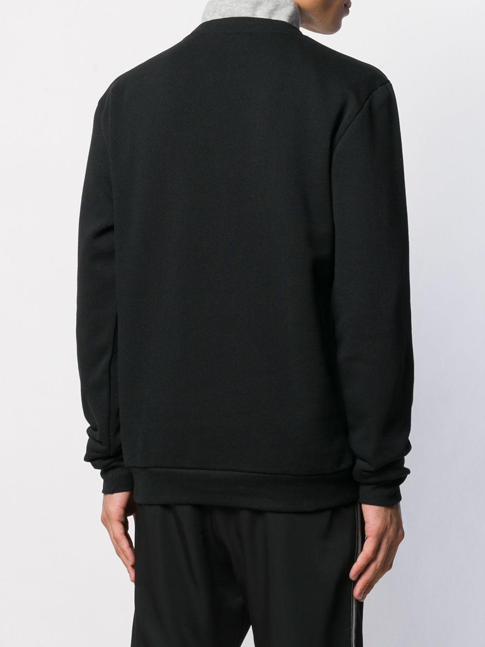 1017 Alyx 9sm logo sweatshirt unisex black 1017 ALYX 9SM | Sweatshirts | AVUSW0011FA01BLK001