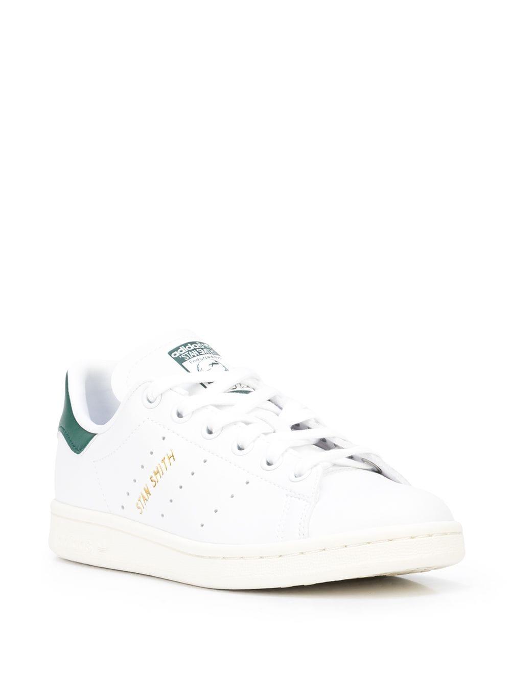 Adidas stan smith sneakers uomo bianco ADIDAS | Sneakers | FX5522WHITE