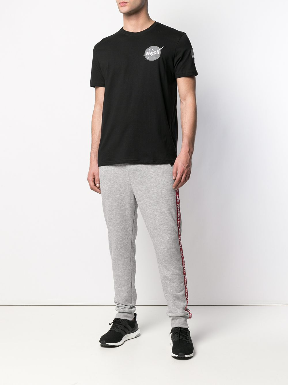 Alpha Industries t-shirt nasa uomo ALPHA INDUSTRIES | T-shirt | 17650703
