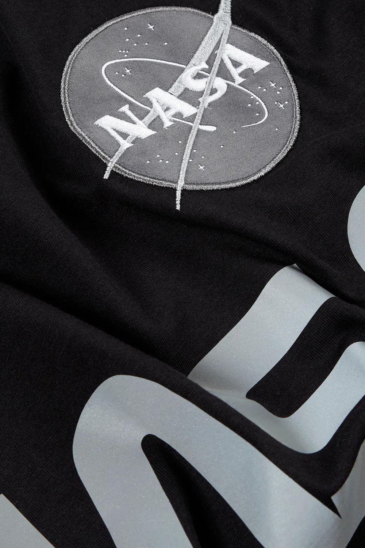 NASA REFLECTIVE T-SHIRT ALPHA INDUSTRIES | T-shirts | 17850103