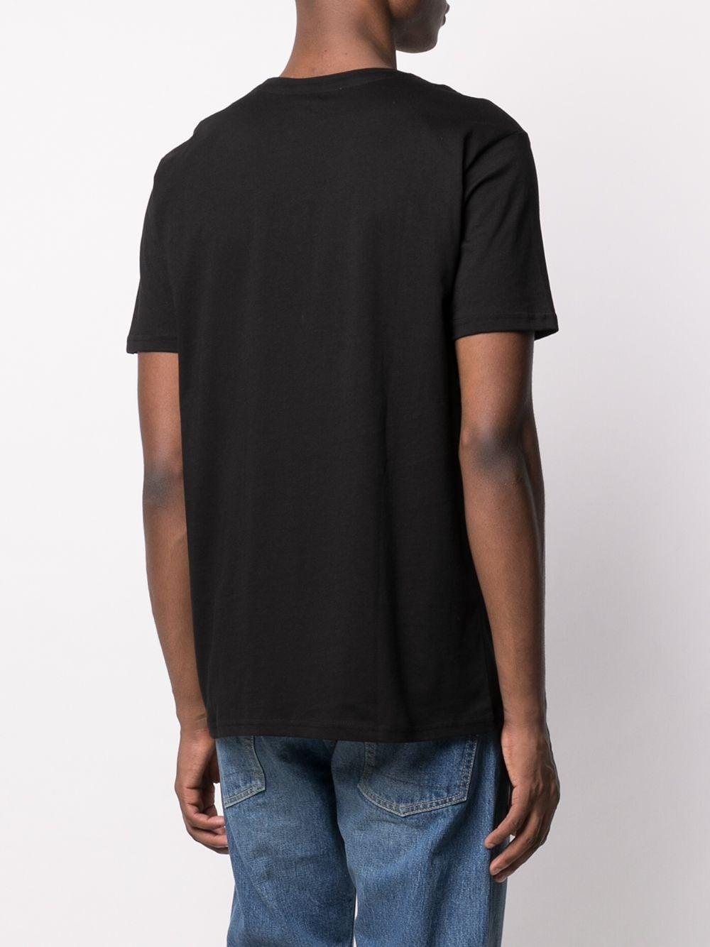 Alpha Industries nasa rainbow reflective t-shirt uomo ALPHA INDUSTRIES | T-shirt | 178501RR03