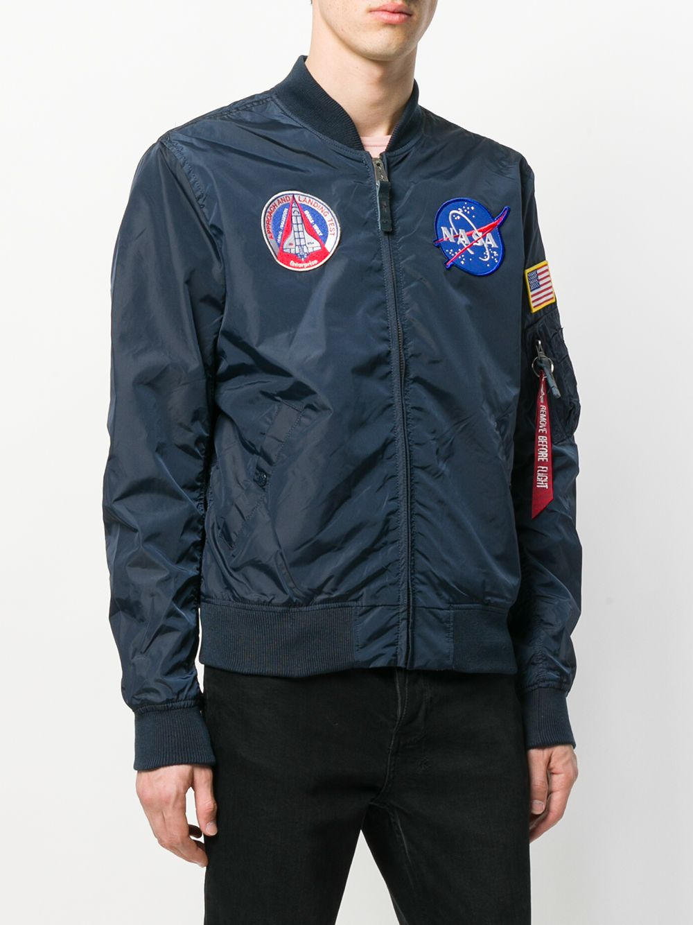 Alpha Industries ma - 1 nasa giacca uomo ALPHA INDUSTRIES | Giacche | 18610107