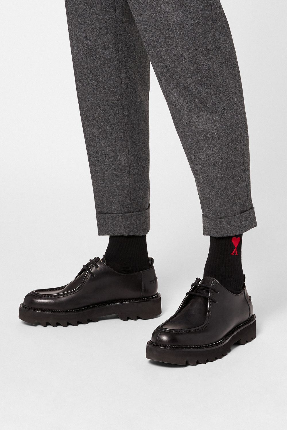 3 PACK LOGO SOCKS AMI - ALEXANDRE MATTIUSSI | Socks | BFA600.377001