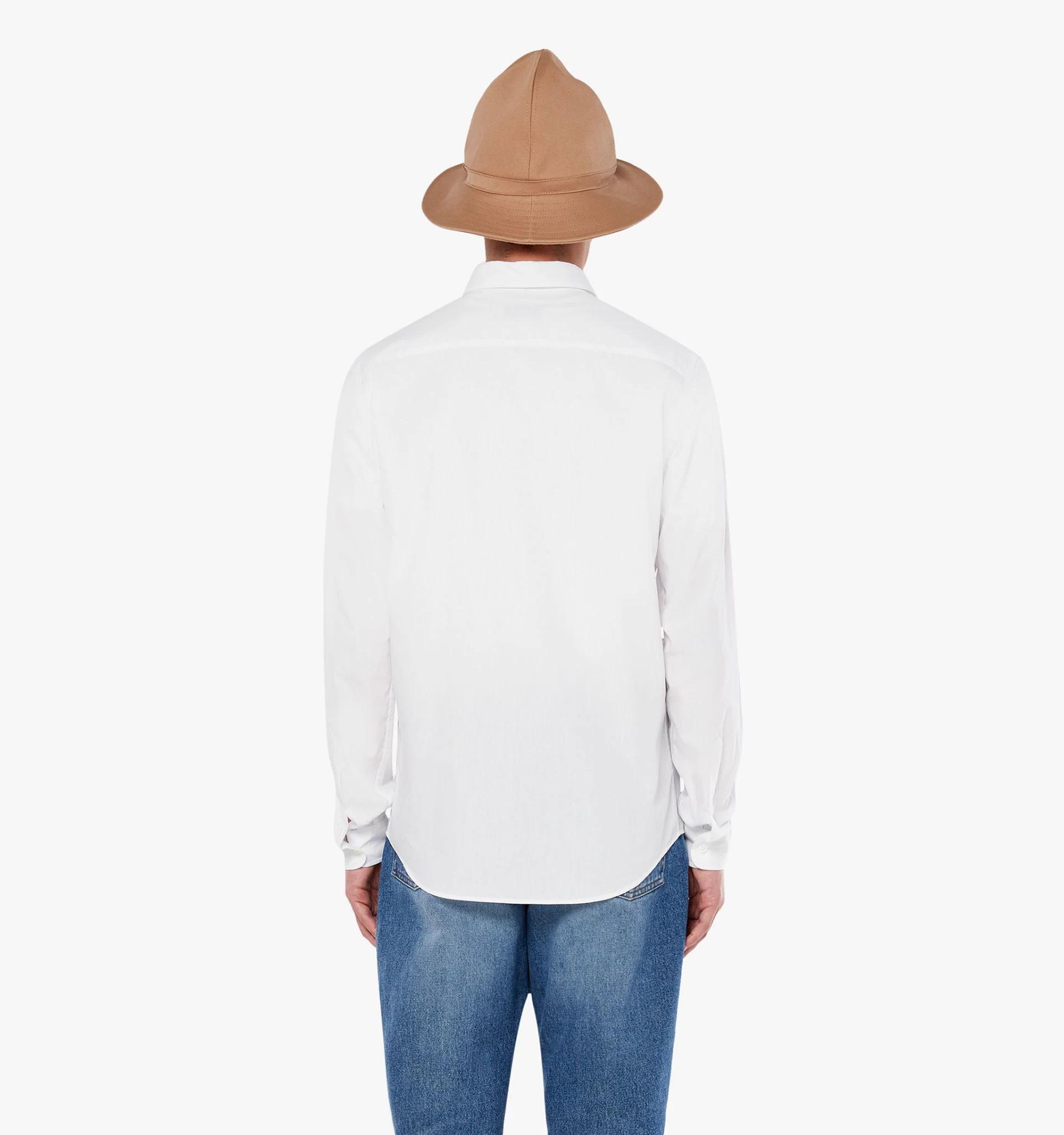 Ami - Alexandre Mattiussi camicia classica uomo AMI - ALEXANDRE MATTIUSSI | Camicie | E21HC001.426100