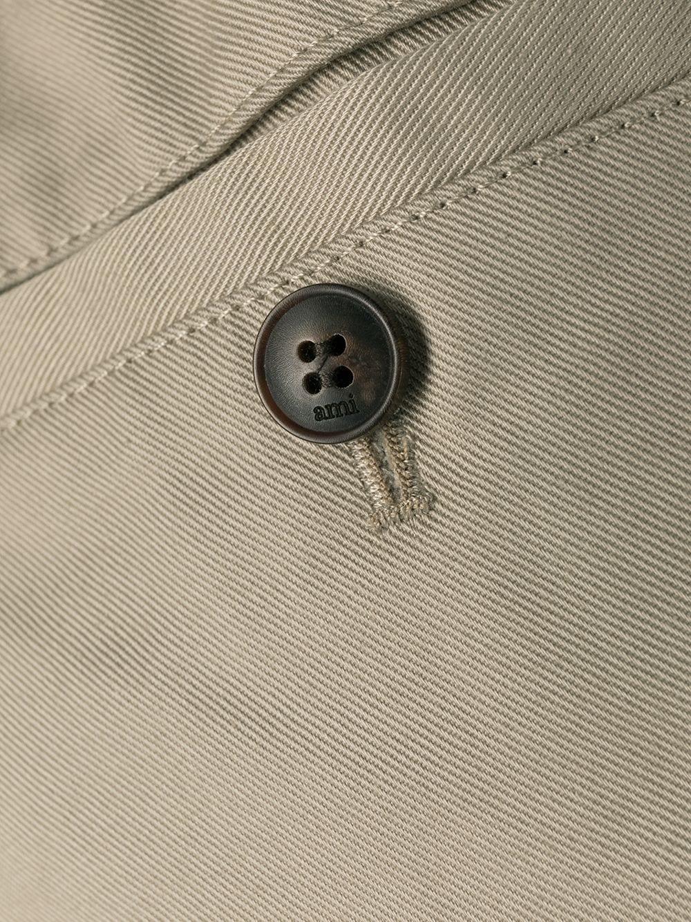 ELASTICATED PANT AMI - ALEXANDRE MATTIUSSI   Trousers   E21HT206.288250
